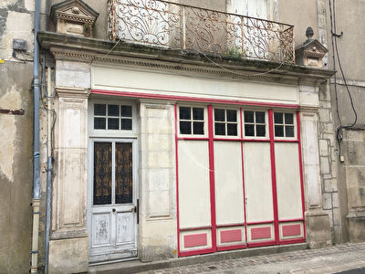 Local commercial Fontenay Le Comte 73,50 m2